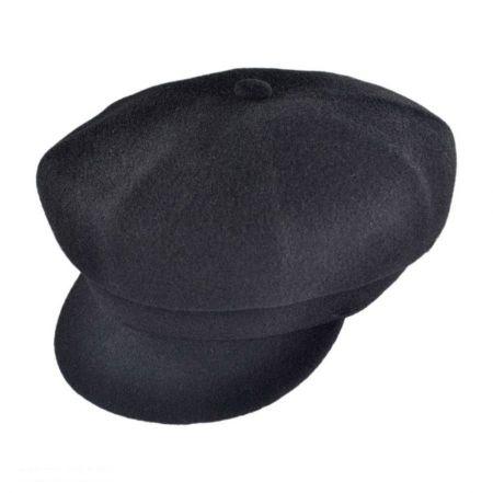 f760a187f73 Wool Newsboy Cap at Village Hat Shop