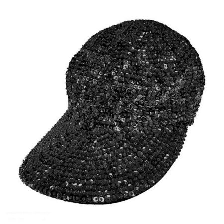 JC Sequins - Sequin Baseball Cap
