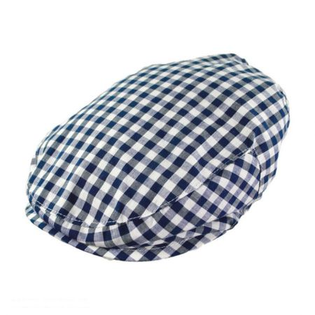 Checkered Ivy Newsboy Cap Kids