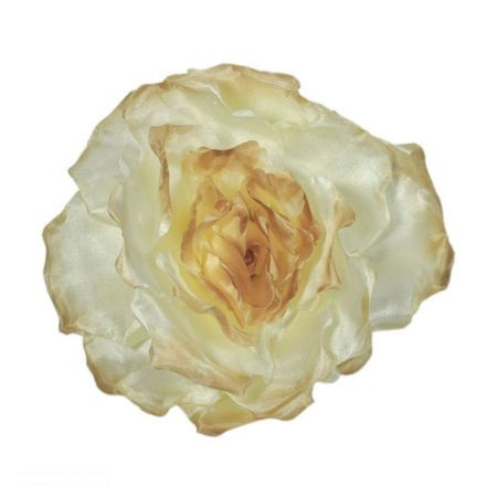Extra Large Satin Rose Clip/Pin alternate view 6