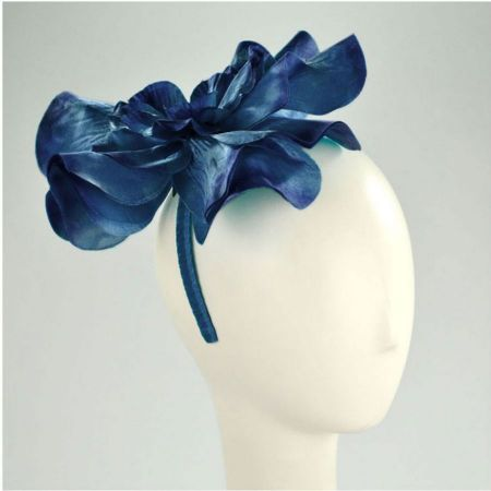 Jeanne Simmons Flower Headband