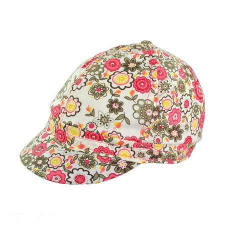 Jeanne Simmons Flower Power Cap - Child