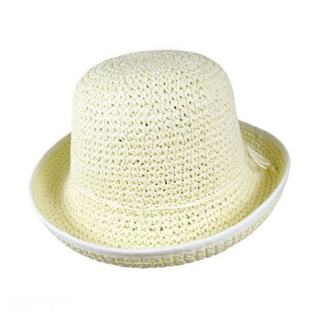 Jeanne Simmons Child's Roller Sun Hat