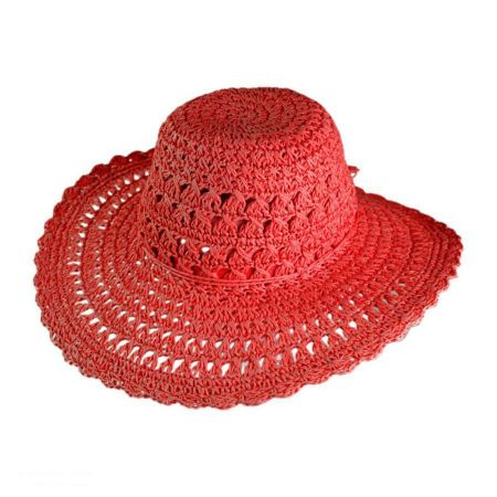 Girls Roller Sun Hat