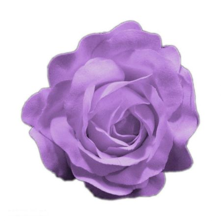 Jeanne Simmons Medium Rose Pin and Clip