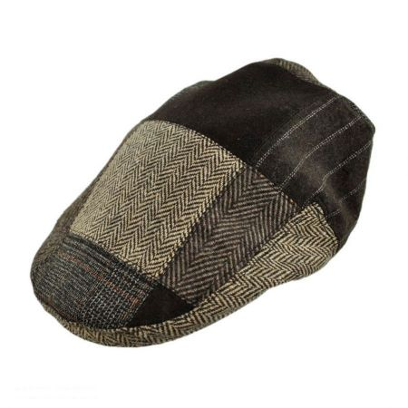 Patchwork Ivy Cap - Child