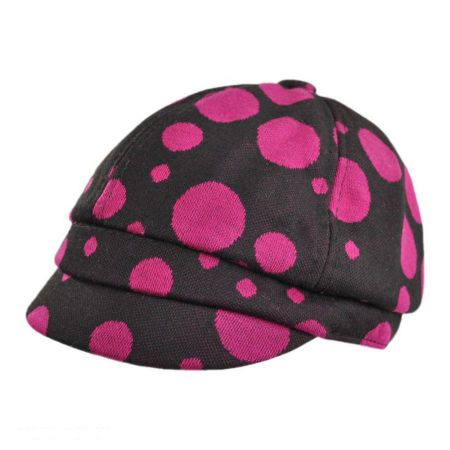 Jeanne Simmons Polka Dot Cap - Child
