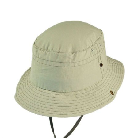 Two Tone UV Protection Bucket Hat