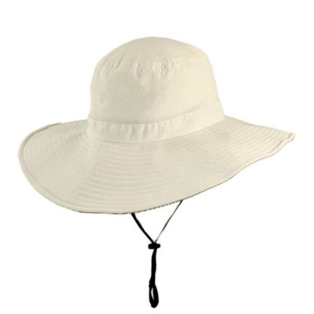 Juniper UV Protection Bucket Hat with Chin Cord