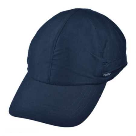 Juniper Zipper Flap Baseball Cap