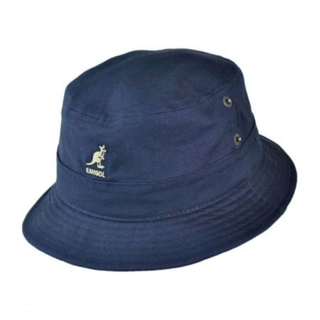Kangol Canvas Lahinch Bucket Hat