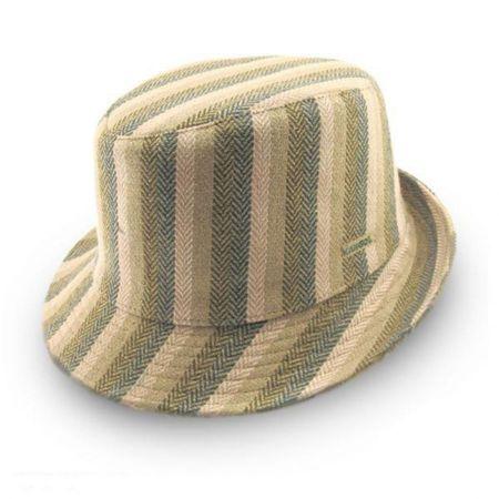 Kangol Havana Wool Blend Trilby Hat