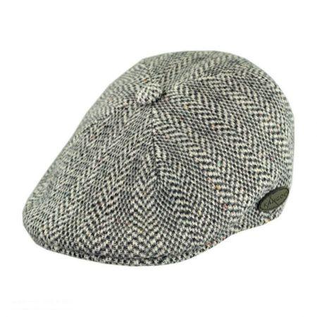 Herringbone Wool Blend 507 Ivy Cap alternate view 3