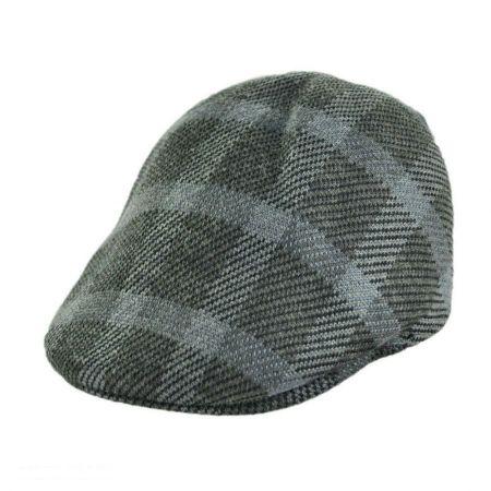 Kangol Jacquard 507 Checkers Ivy Cap
