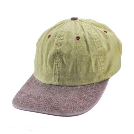 Kee & Ed Headwear Kee & Ed Headwear - Pigment Dyed Baseball Cap