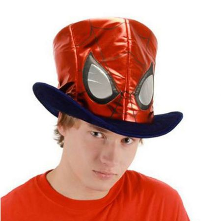 Marvel Comics Spider Man Top Hat
