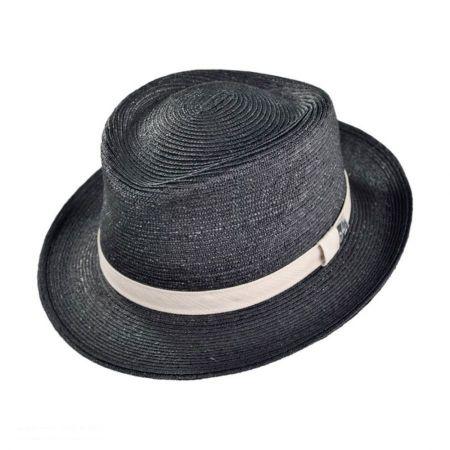 Mayser Hats George C-Crown Fedora Hat