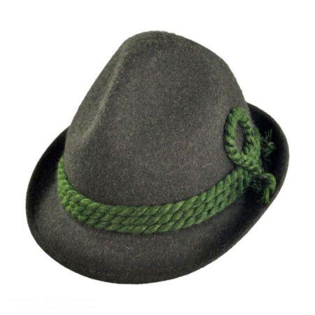 Mayser Hats Tyrolean Dreispitz Hat