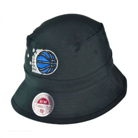 Mitchell & Ness NBA Orlando Magic Logo Bucket Hat