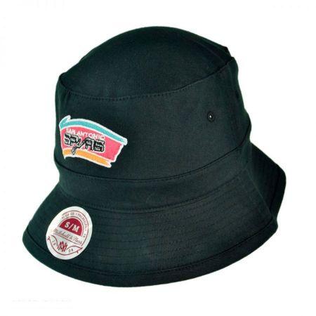 San Antonio Spurs NBA Logo Bucket Hat