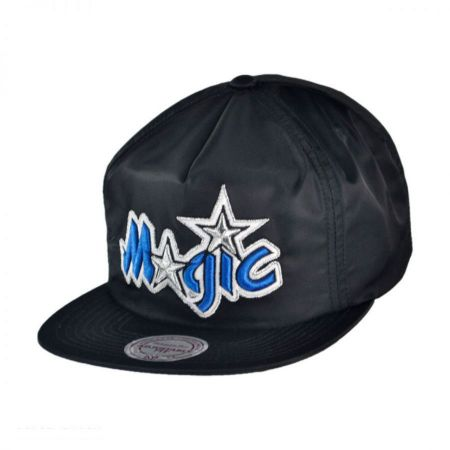 Mitchell & Ness Mitchell & Ness - Orlando Magic NBA Zipback Baseball Cap