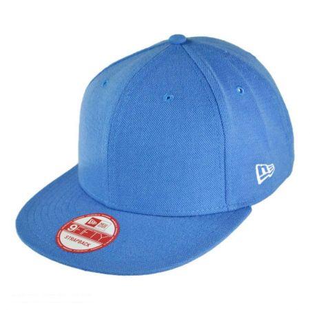 New Era P2 the K Strapback Baseball Cap Dad Hat
