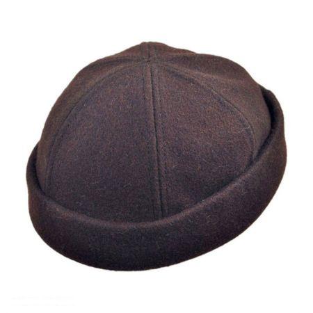 Six Panel Beanie Hat