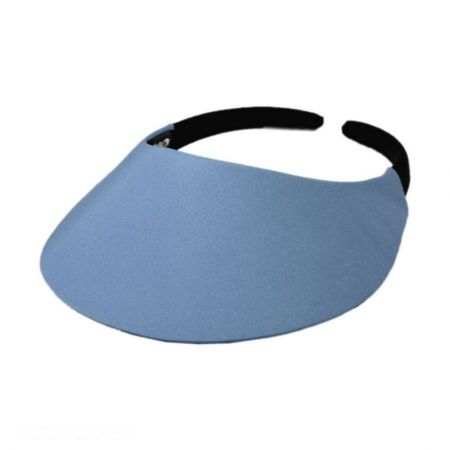 No Headache Visor-Solid