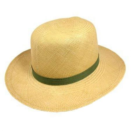 Pantropic Roll Up Panama Straw Hiker Hat
