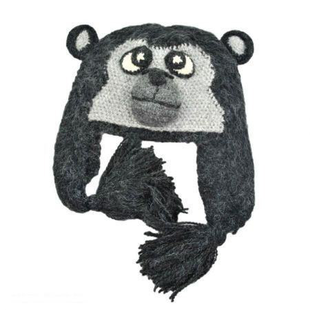Peruvian Trading Company Chimpanzee Beanie Hat