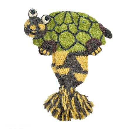 Peruvian Trading Company Turtle Beanie Hat