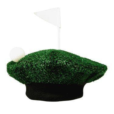Astro-Turf Golf Beret