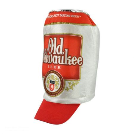 Old Milwaukee Beer Can Hat