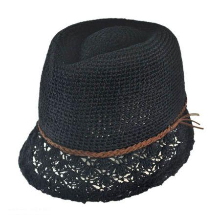 Crochet Admiral Cap