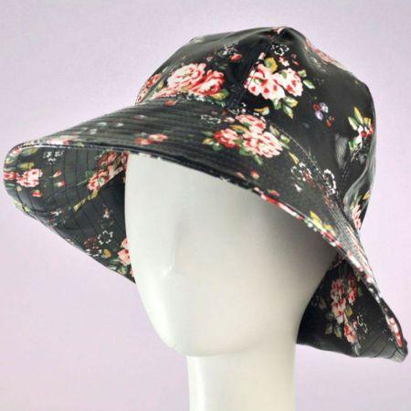 Floral Rain Hat