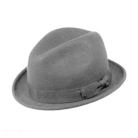 Sand Cassel Syris Fedora Hat - Kids