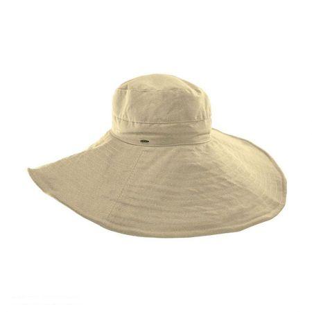 Scala 7 inch Brim Sun Hat