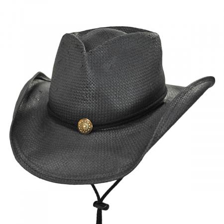 Shady Brady Runaway Bride II Toyo Straw Western Hat