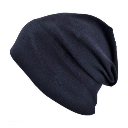 Slumbercap Slouchy Cotton Beanie Hat