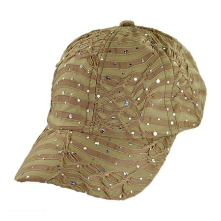 Jewel Adjustable Baseball Cap