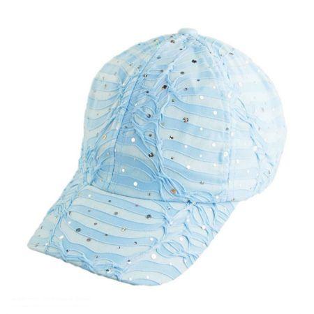 Something Special Jewel Adjustable Baseball Cap