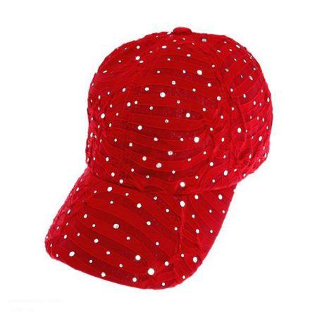 Jewel Ball Cap