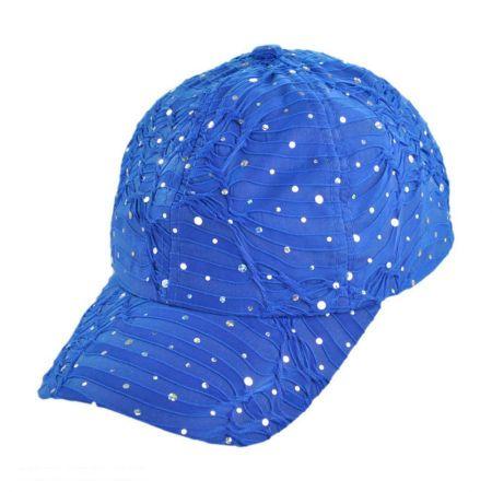 Jewel Adjustable Baseball Cap