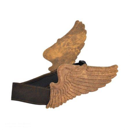 Steamworks Wing Hatband