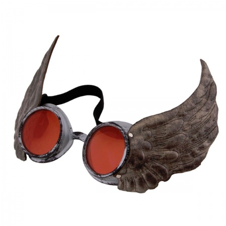 Steamworks Winged Goggles
