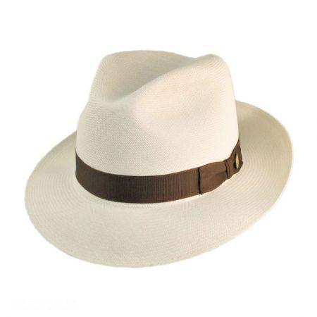 Stetson Ibarra Grade 20 Panama Straw Hat