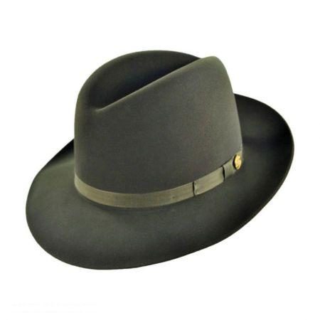 Monza Beaver Fedora Hat