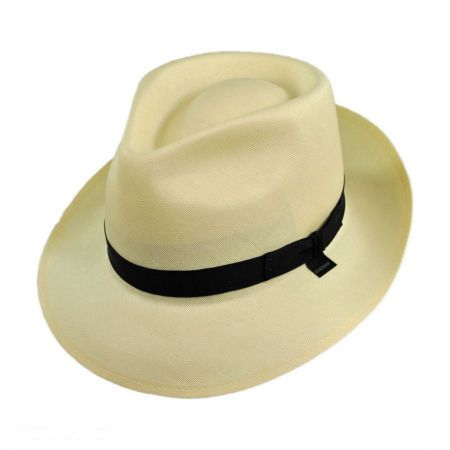 Stetson Oswego C-Crown Fedora Hat