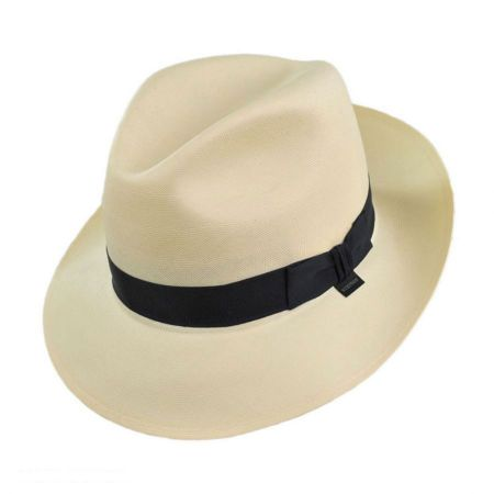 Rantoul Center Pinch Fedora Hat