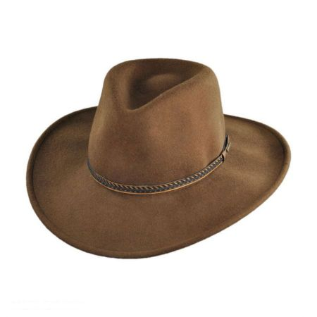 Stetson Tangiers Crushable Safari Hat